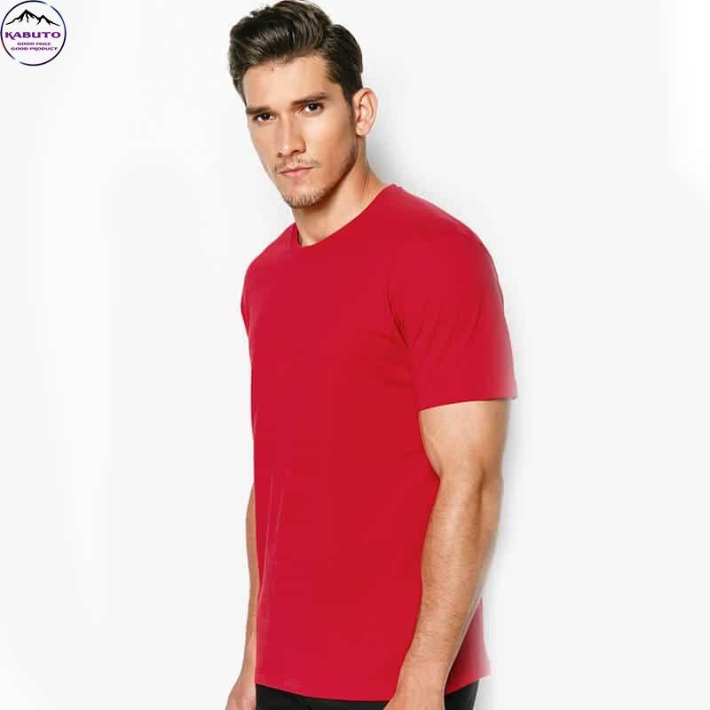 Áo thun đỏ Kabuto cho nam
