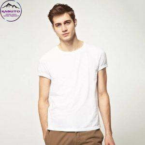 Áo thun nam màu trắng