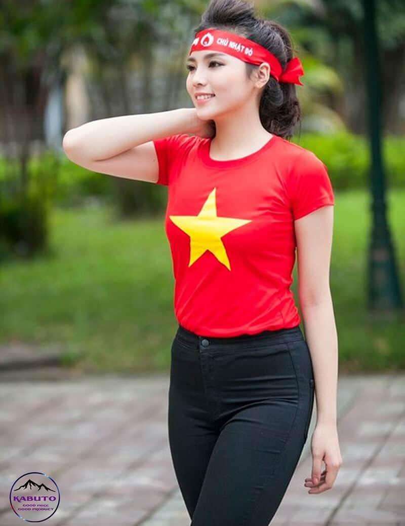 Áo quốc kỳ Việt Nam