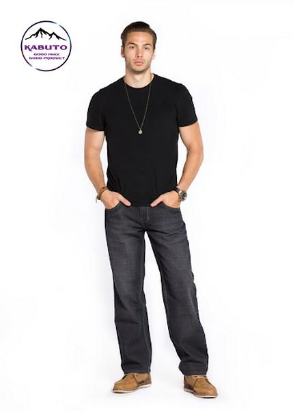áo thun nam slimfit phối quần jean