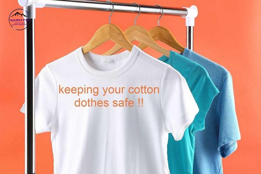 Bảo quản áo thun bền đẹp