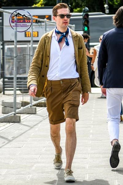quần short áo thun