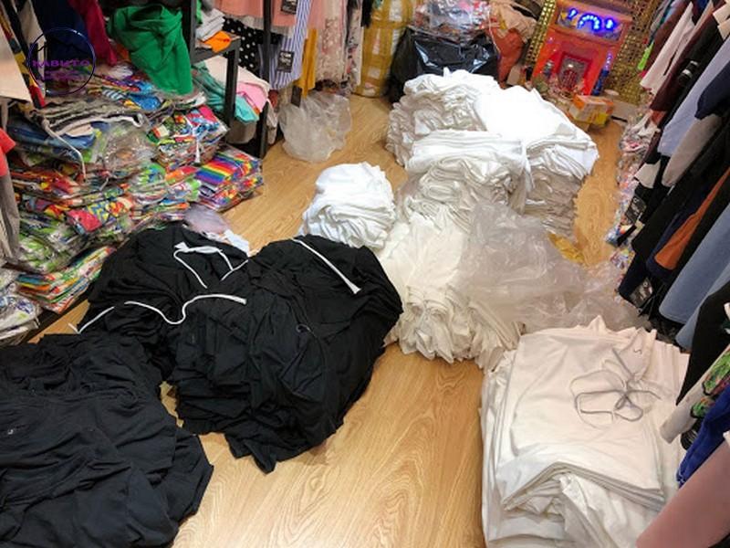 xưởng sản xuất áo thun giá sỉ Kabuto
