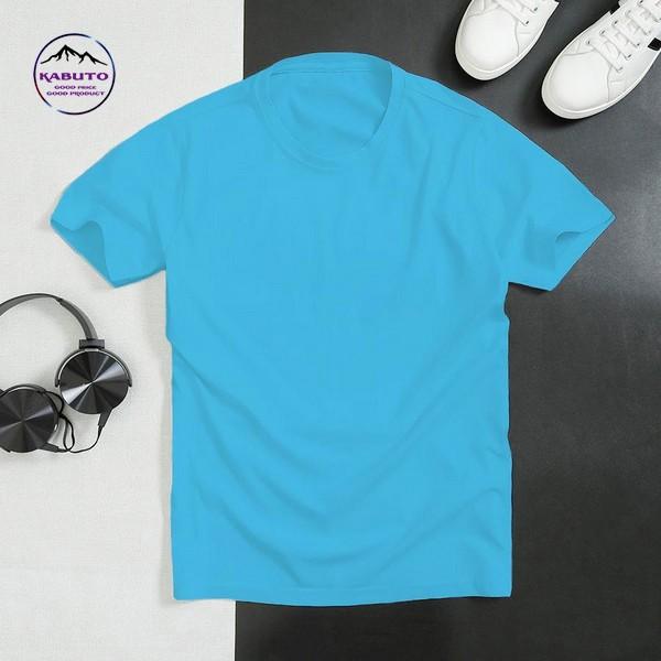 áo 25k màu xanh dương
