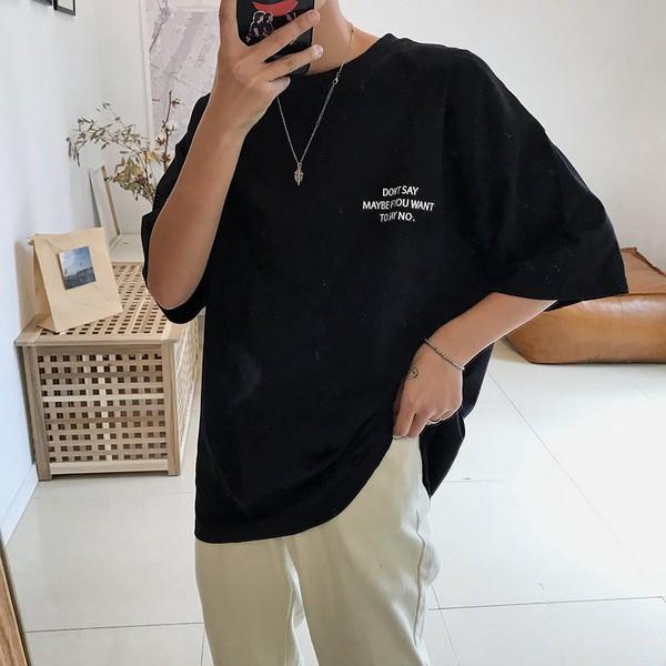 áo basic tee