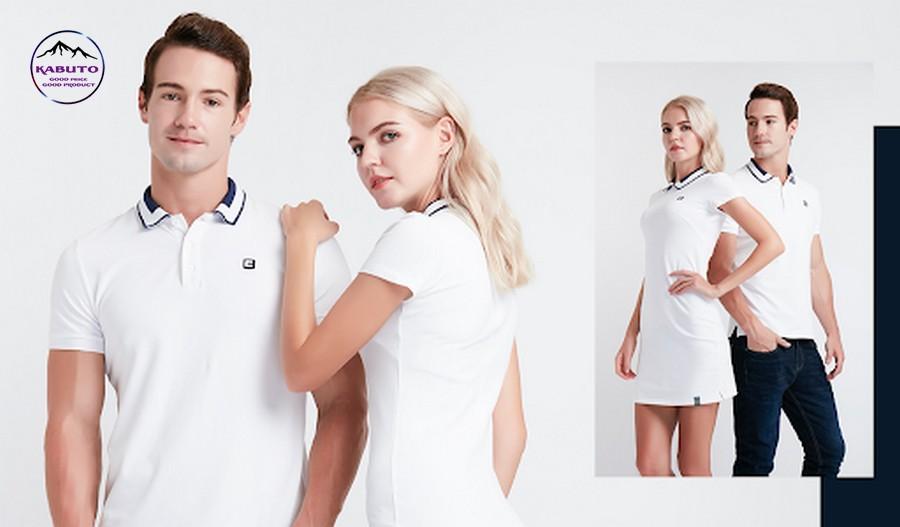 áo phông trơn trắng