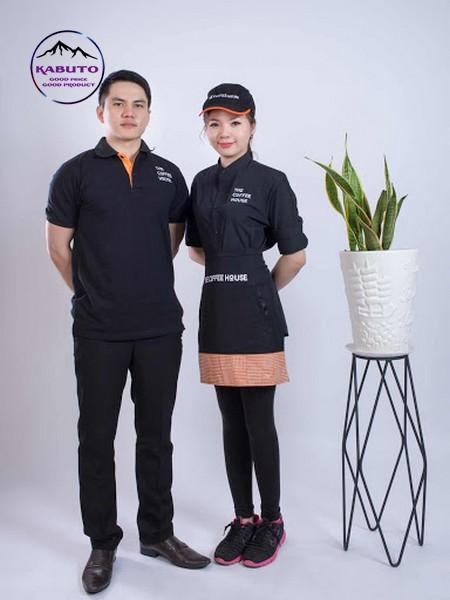áo thun đồng phục the coffee house