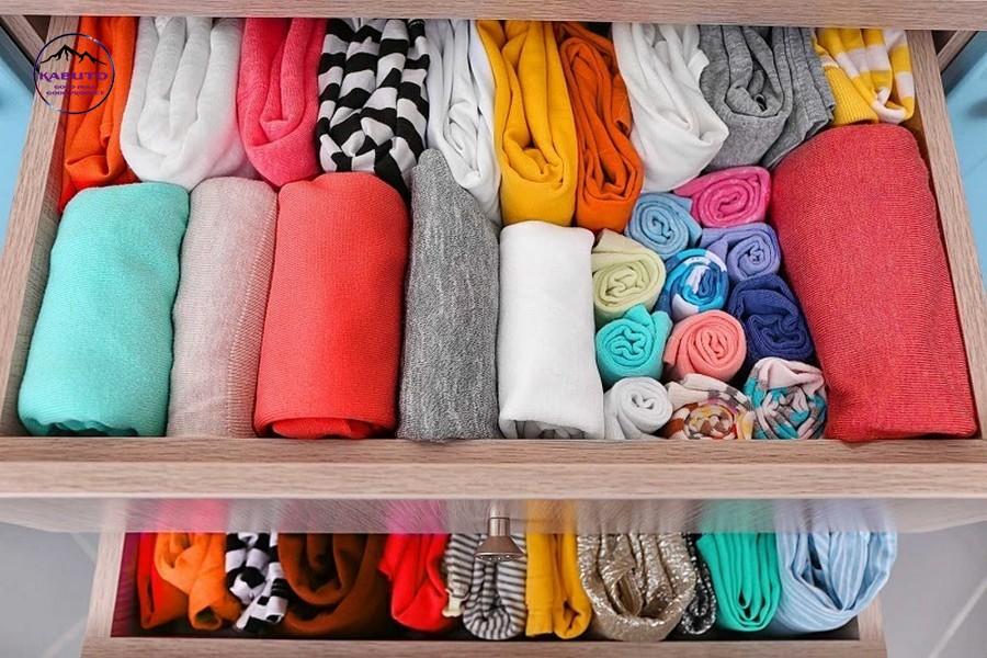 áo thun được làm bằng cotton