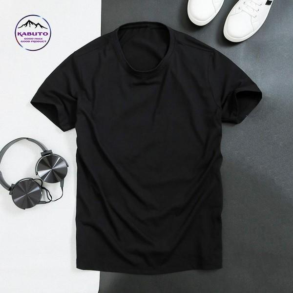 áo thun nam giá sỉ 25k màu đen