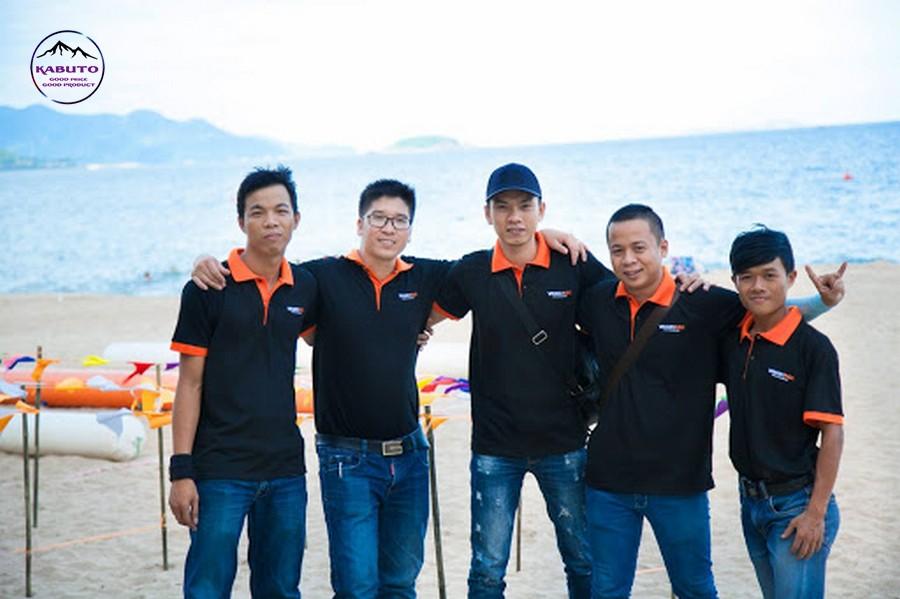 áo thun team building đơn giản
