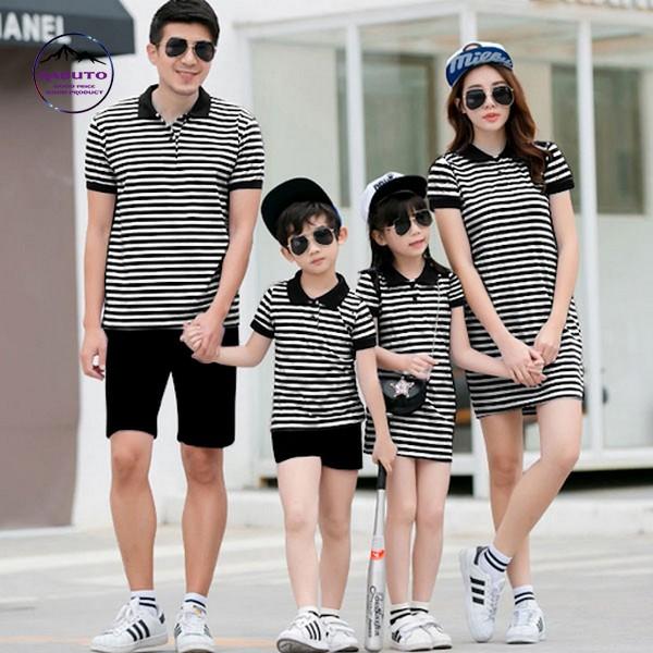 bộ đồ gia đình