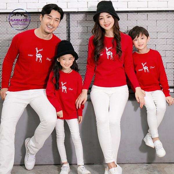 in áo gia đình
