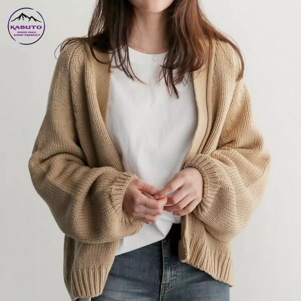 áo len oversize