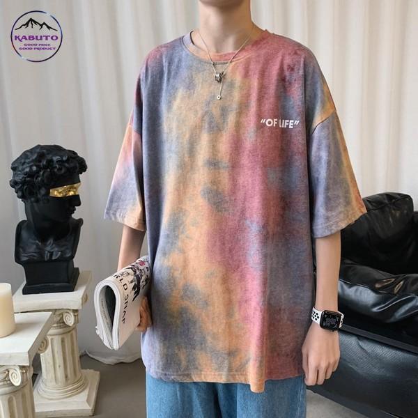 áo oversize nam