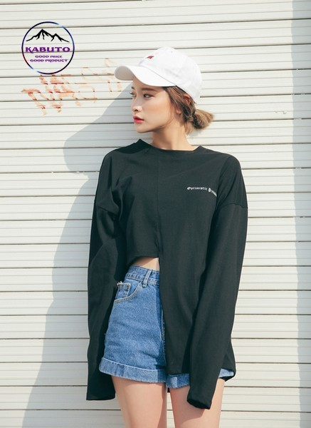 áo oversize nữ mùa hè