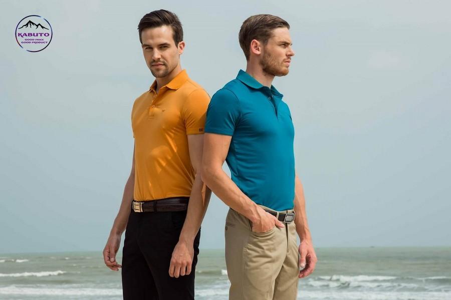 áo polo Regular-Fit