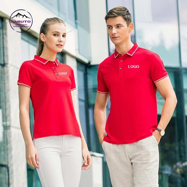 mẫu áo thun đồng phục công sở sành điệu