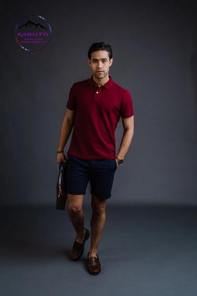 quần short áo polo