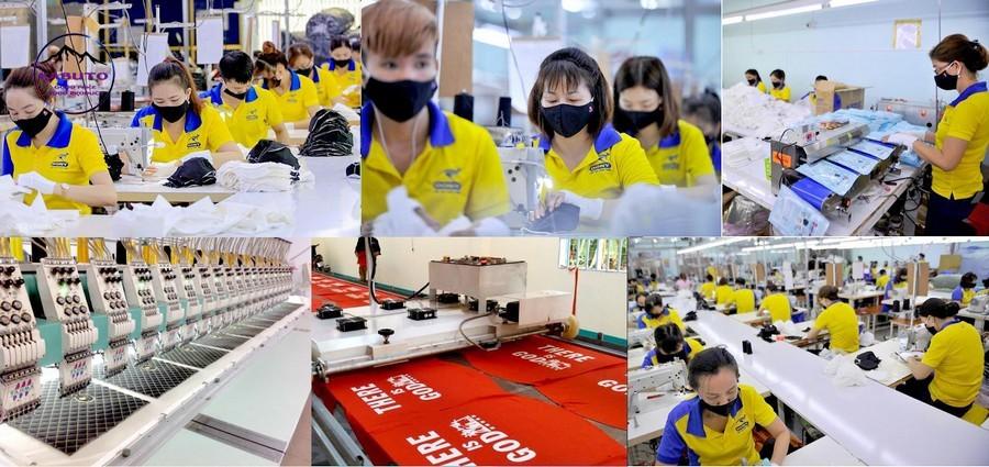 xưởng in áo thun tphcm