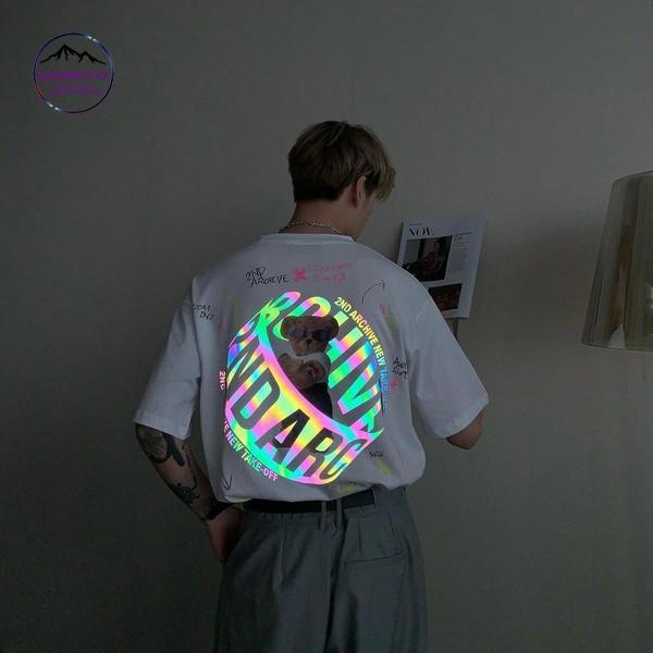 áo thun phản quang