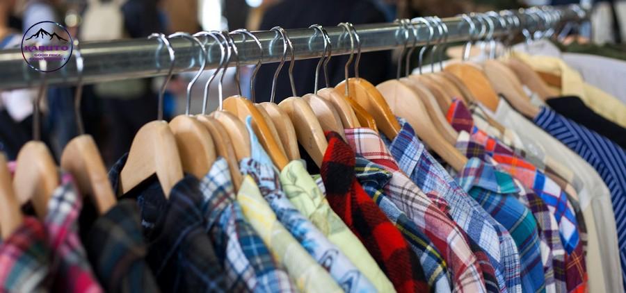 chuyên sỉ quần áo chợ tân bình