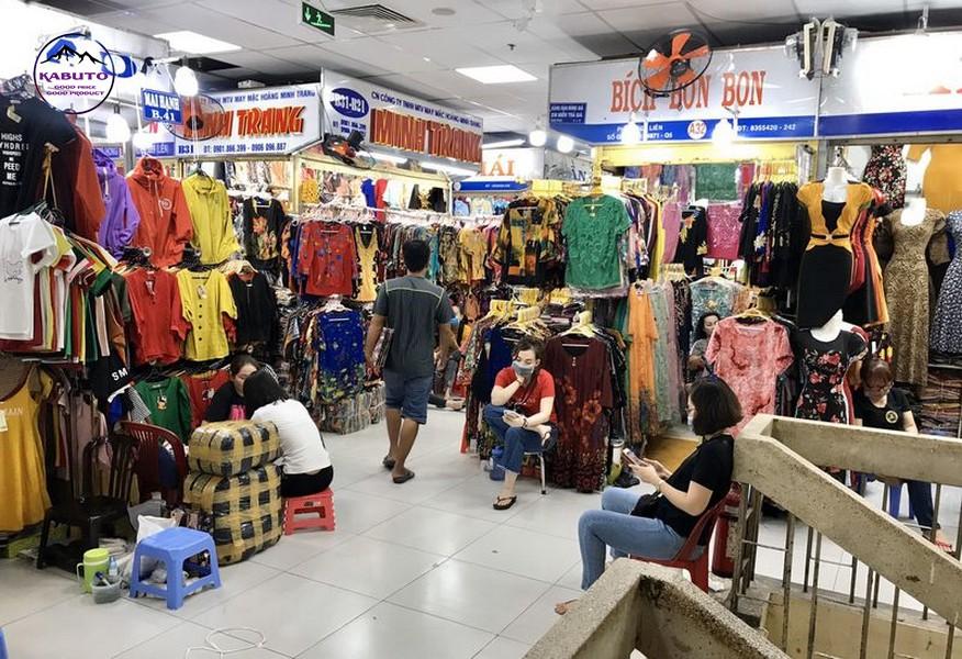 quần áo chợ an đông