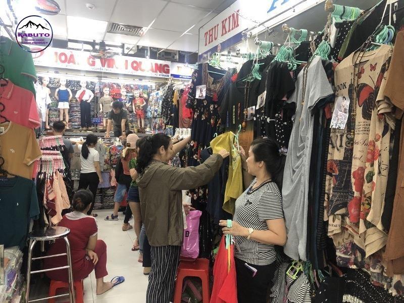quần áo giá sỉ chợ an đông
