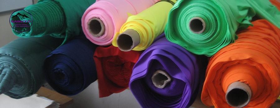 spandex có nhiều màu
