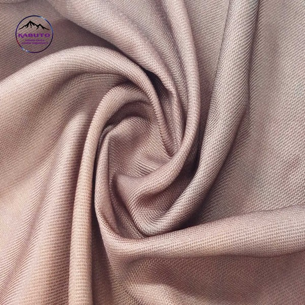 vải polyester pha cotton