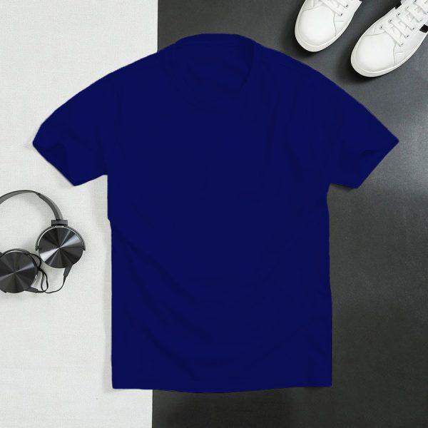 áo thun nam nữ màu navy